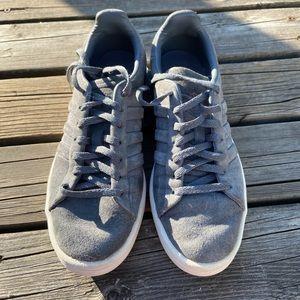 Adidas campus suede sneakers